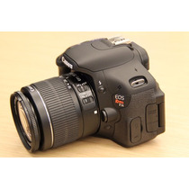 Canon T3i + Lente 18-55mm (câmera Foto/video)