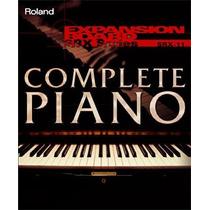 Roland Srx-11 Complete Piano Placa De Expansão Impecável !!!