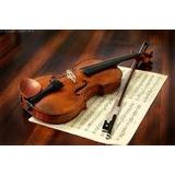 Clases De Violin A Domicilio (estudiante U.chile)