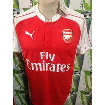 Jersey Puma 100% Original Arsenal De Inglaterra 2016 Local