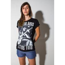 Camiseta Fiu Clothes - Drop The Bass (baixista, Baixo)