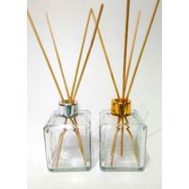 Frasco Vidro Cubo Difusor Aromatizador De Ambientes 250ml