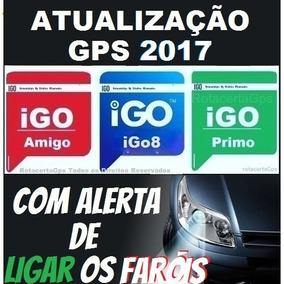 Atualização Gps 2017 Igo Primo,igo8,igo Amigo 3 Navegadores