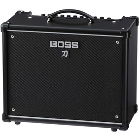 Amplificador Cubo Guitarra Boss Katana 50 Com Nota Fiscal