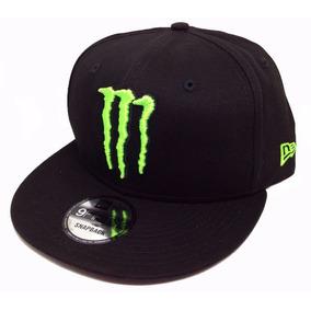 Monster Energy New Era Exclusivo Limitado Snapback 9fifty