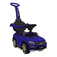 Caminador Con Manija Mercedes Benz Luces Y Sonido