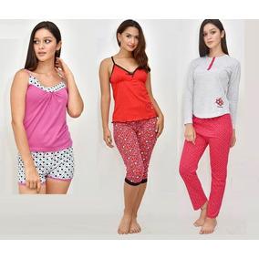 98b324f30 Pijamas De Exportación Mujer Algodon Pima Ropa