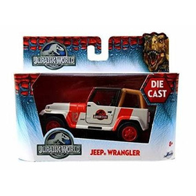 Dinossauro Jeep Wrangler Jurassic Park