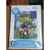Vendo Mario Power Tennis + Batman The Videogame - Wii