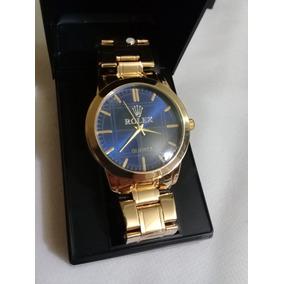 24573d5a188 Relógio Tipo Rolex - Mod. 07 - Unissex. R  80