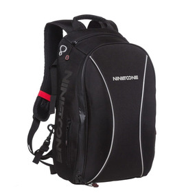 Mochila Nine To One Stone Negra 18lts. - Tamburrino Hnos.