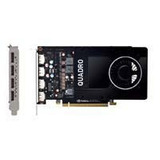 T. De Video Pny Pcie X16 3.0 Profesional Quadro P2000/5gb/gd