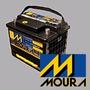 Bateria Moura 12x 65 Nueva Venta Al Publico Zona Sur