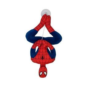 Boneco Avengers Homem Aranha Suspenso Ventosa
