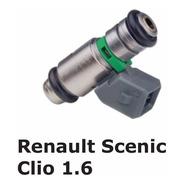 Bico Injetor Renault Clio Scenic Kangoo Megane - 1.6 16v