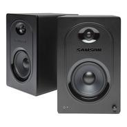 Monitores De Estudio Samson Mediaone M50 Activo Audio Par