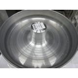 Forma De Bolo E Pudim Alumínio Gigante Cone