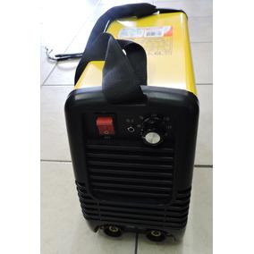 Soldadora Digital Evans 200a 220v Cable Porta Electrodo Y Ca