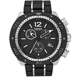 Relógio Fossil Cronografo Jr1234 Lindo + Frete
