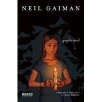 Livro Coraline - Graphic Novel Neil Gaiman