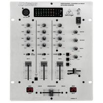 Mixer Dj 3 Ch Behringer Pro Mixer Dx-626 - 12x Frete Gratis