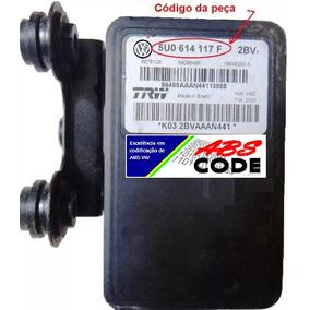 Codificação De Abs (longcode) Gol/voyage/saveiro/fox/vw Up