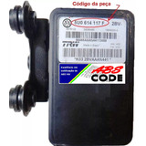 Serviço Codificação De Abs Vw (longcode) Gol/voy/sav/fox/ Up