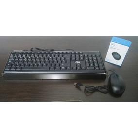 Combo Teclado + Mouse Dell - Computadora - Cpu