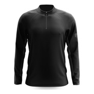 Buzo Golf Ga Tournament Collection 1/4 Zip Rompeviento