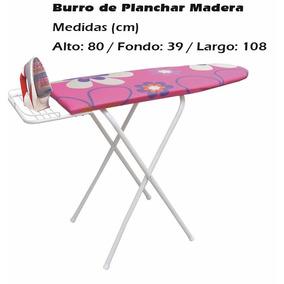 Burro De Planchar Modelo Madera