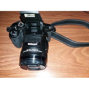 Nikon Coolpix P900 + Funda + Trípode