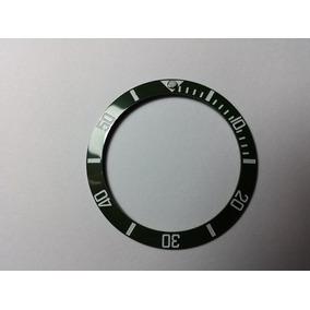 Bezel Insert Cerámico Verde - Bisel Rolex Submariner