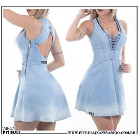Vestido Pit Bull Jeans Origina!