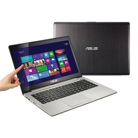 Notebook Asus Touch - Core I5 4gbram 500gbhd Win 8 Preto