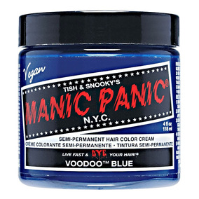 Manic Panic Tinte Cabello Semi Permanente Voodoo Blue Lm