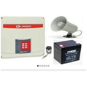 Energizador Cerco Electrico Kit Linseg Control Remoto