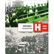 Combo Historia Argentina 4 Tomos (1880-2013) Por Aique