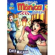 Hq Turma Da Mônica Jovem - Circo Macabro N° 80
