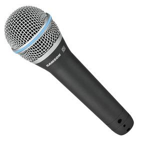Microfone Dinâmico Samson - Q8