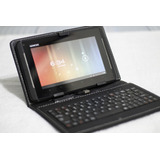 Tablet Genesis Com Capa Teclado Internet Wifi 8 Gb