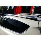 Barras Gemelas Porta Equipaje Verticales Toyota Rav4 13-2018