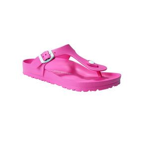 Sandalia Mujer Gizeh Eva Neon Pink - Birkenstock Oficial