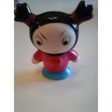 Muñeca Personaje Pucca Figura De Ceramica Retro Colecci Rdf1