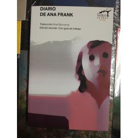 El Diario De Ana Frank. Mirlo Pocket