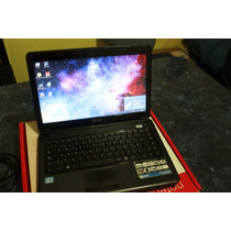 Notebook Exo Hr14 Intel I3 4gb Ram 500gb Hdd. En La Plata