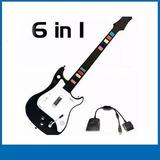 Guitarra Inalambrica Guitar Hero Rock Band Ps3, Ps2, Wii U
