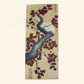 Cuadros Modernos Zen Feng Shui Japon Sakura Sillon Salon