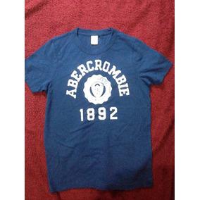 Camiseta Masculina Abercrombie - Tamanho M b3f7dffdf9122