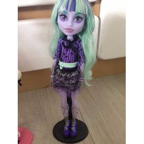 Monster High -primeira Edição- Twyla- Completa Com Diário
