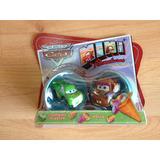 Disney Pixar Cars Mini Adventures Pascua Mcqueen Y Mate
